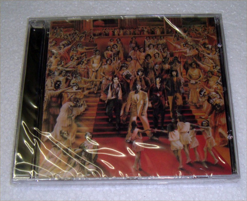 the rolling stones it´s only rock n´ roll cd sellado