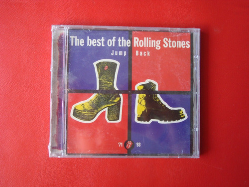the rolling stones - jump back