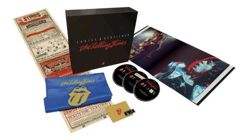 the rolling stones ladies & gentlemen deluxe edition dvd