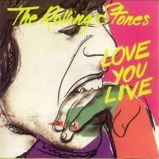 **the rolling stones **love you live** 2 cd**