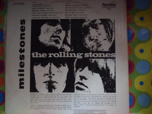 the rolling stones lp milestones 1974 r