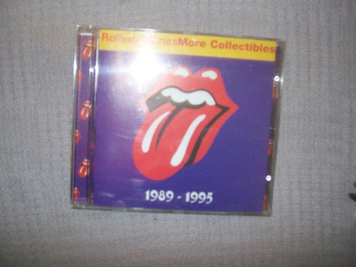 **the rolling stones **more collectibles 1989-1995**