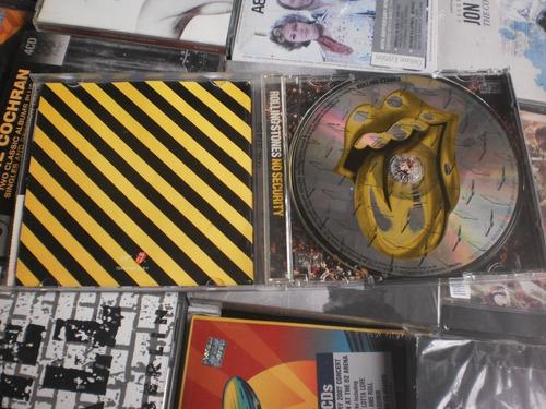 the rolling stones - no security cd -con entrada de recuerdo