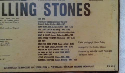 the rolling stones. now! ,lp vinil .importado.