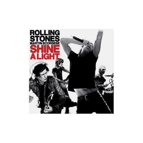 **the rolling stones **shine a light **cd duplo novinho