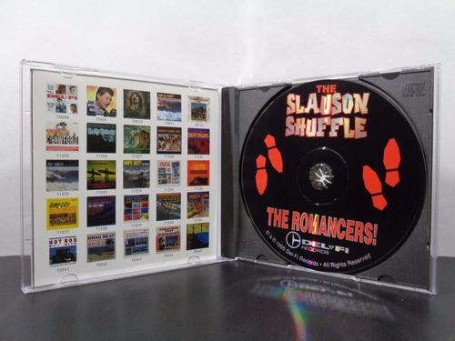 the romancers! - the slauson shuffle - cd orig imp psych av8