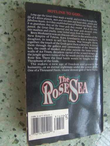 the rose sea stirling & lisle fantasia en ingles