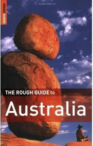 the rough guide to australia - eigth edition - dk - dorling