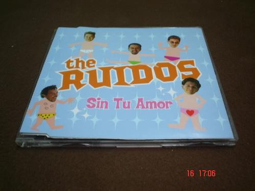 the ruidos - cd single - sin tu amor  bfn