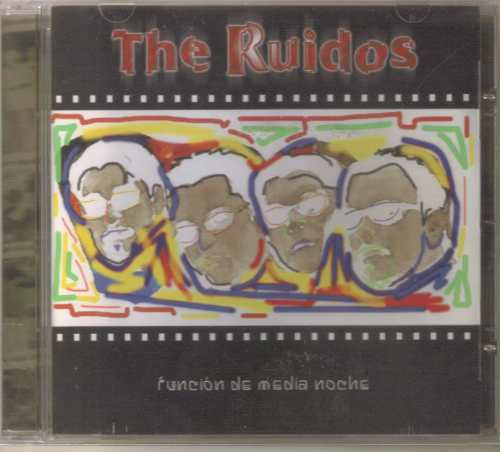 the ruidos - funcion de media... ( banda mexicana ) cd rock