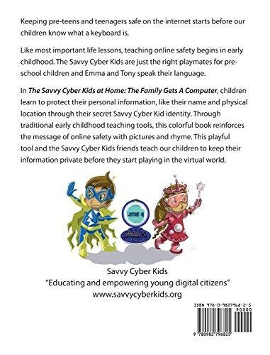 the savvy cyber ¿¿kids at home: la familia obtiene una