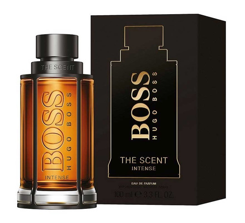 the scent intense de hugo boss edp 100ml lanzamiento