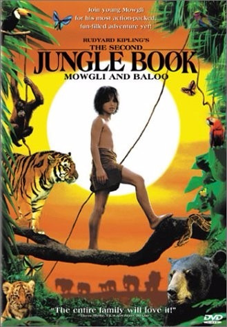 the second jungle book mowgli and baloo pelicula dvd