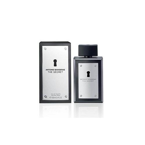 the secret eau de toilette spray men de antonio banderas, 3.
