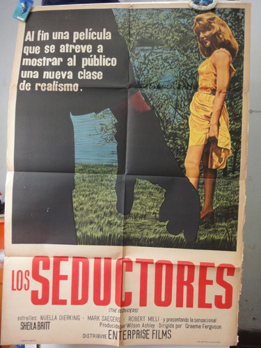 the seducers los seductores nuella dierking graeme ferguson