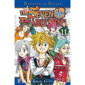 The Seven Deadly Sins (nanatsu No Taizai)- Volumes Variados