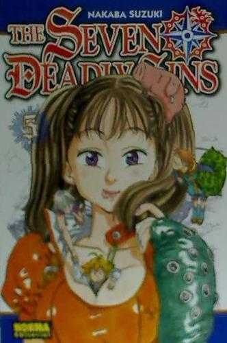 the seven deadly sins 05(libro shojo (amistad - amor))
