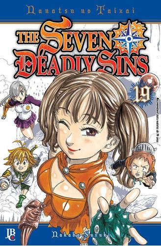 the seven deadly sins 18 e 19 jbc lacrado! nanatsu no taizai