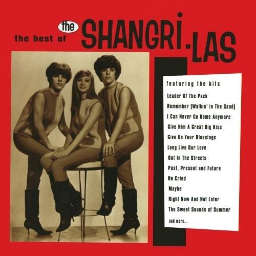 the shangri-las - the best of cd -hm4- envío gratis