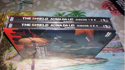 the shield dvd