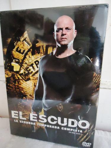 the shield el escudo paquete temporada 1 2 3 dvd