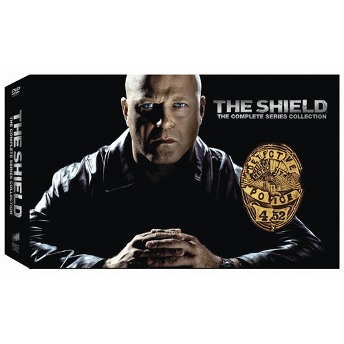 the shield la serie completa edición especial en dvd