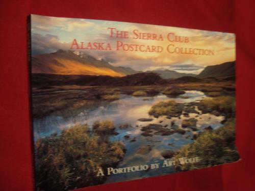 the sierra club alaska postcard collection, galen rowell