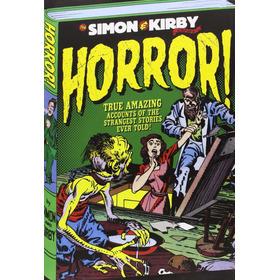 The Simon And Kirby Library: Horror, Frete Grátis