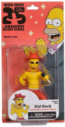 the simpsons 25th anniversary series 1 combo 3 unidades neca
