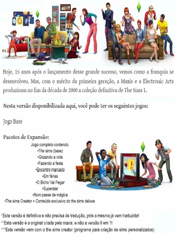 1 THE BAIXAR SIMS PASSE NUM DE MAGICA EXPANSO