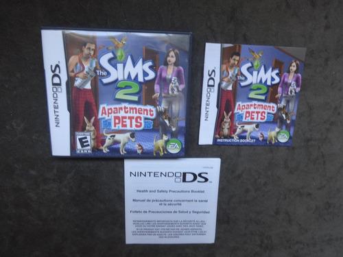 the sims 2 apartment pets americano e completo,confira