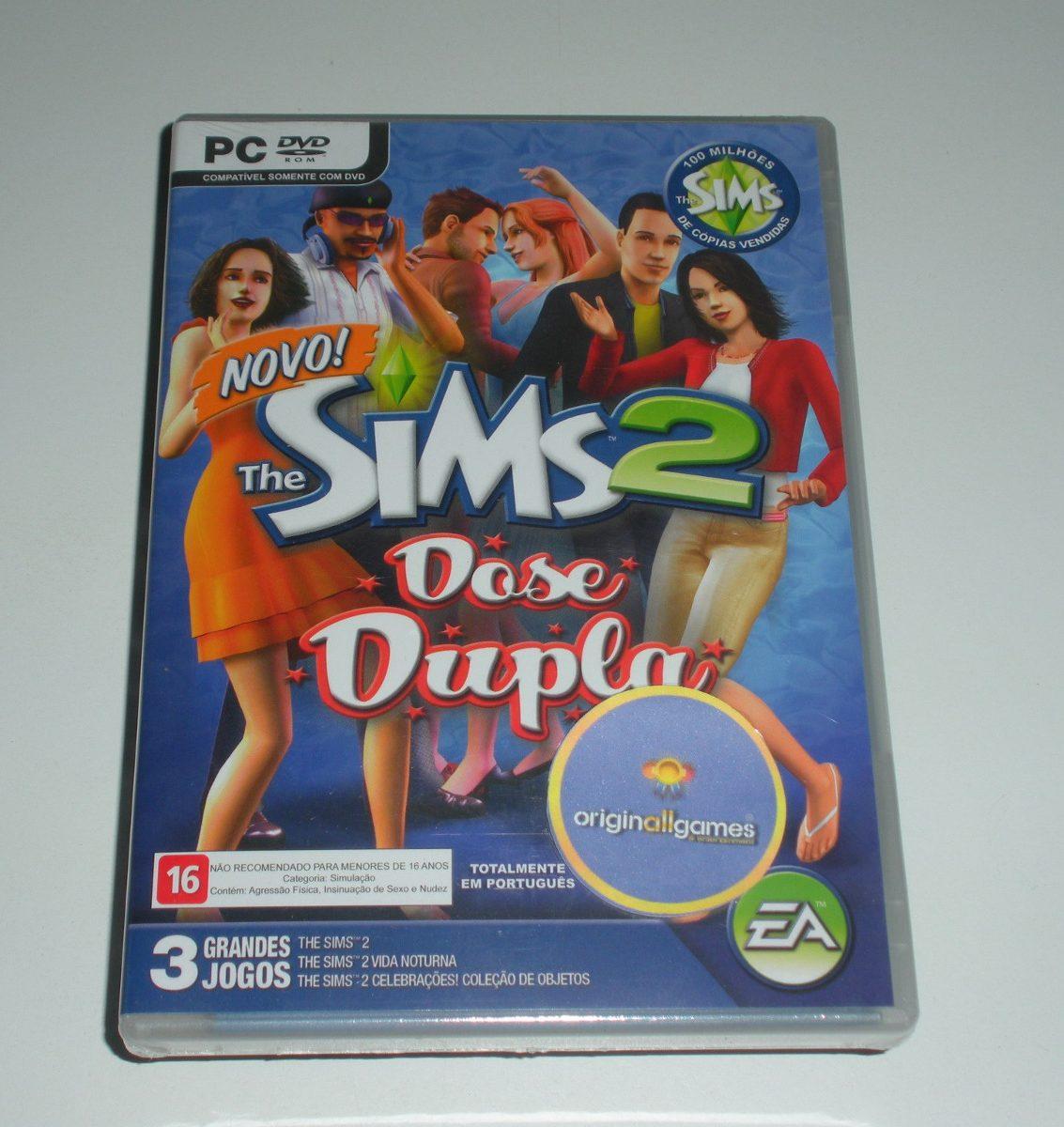 the sims 2 dose dupla para pc gratis