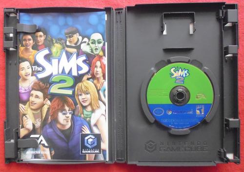 the sims 2 - gamecube perfecto estado