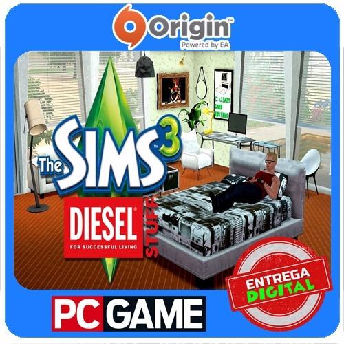 The Sims 3 Diesel Stuff Pack Dlc Origin Global
