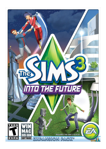 the sims 3 into the future pc