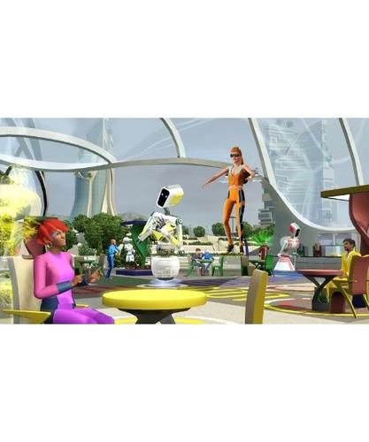 the sims 3 into the future - pc /mac