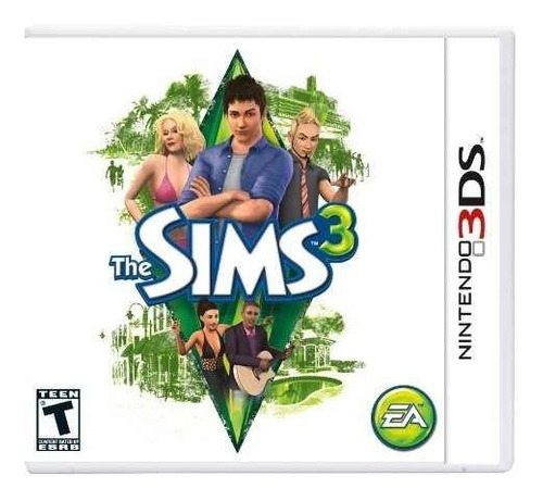 the sims 3 - nintendo 3ds
