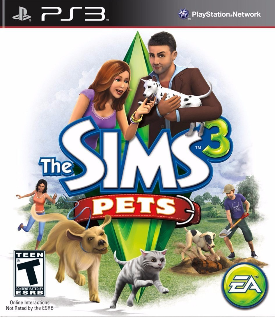 THE SIMS 3 PETS