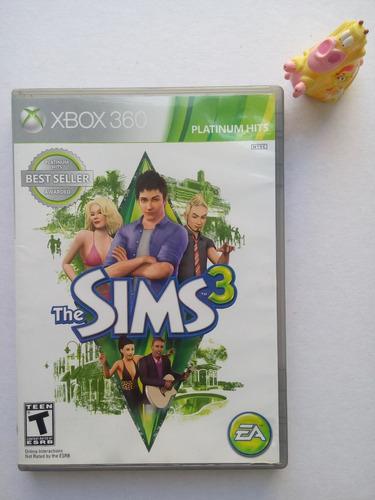 the sims 3 xbox 360 garantizado