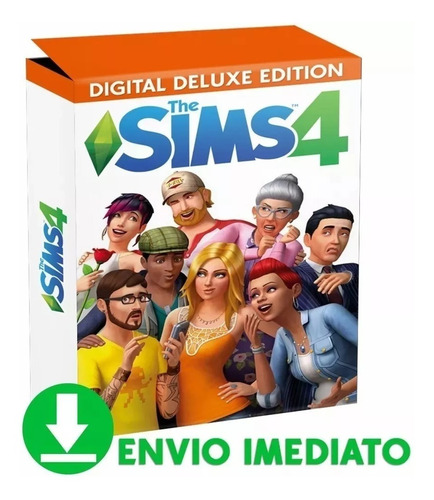 the sims 4 - completo 2019 - todas as expansões - digital pc