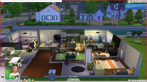 the sims 4 pc  a trabajar  expansion original entrega ya