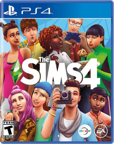 the sims 4 ps4 playstation 4 nuevo fisico sellado env gratis