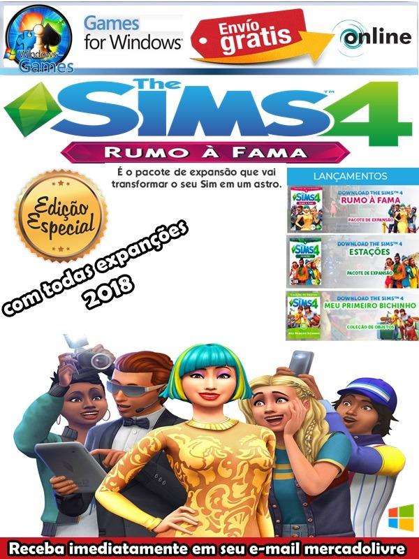 the sims 4 estações download
