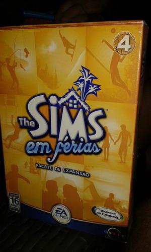 the sims em ferias original lacrado