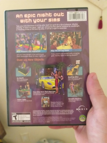 the sims game para