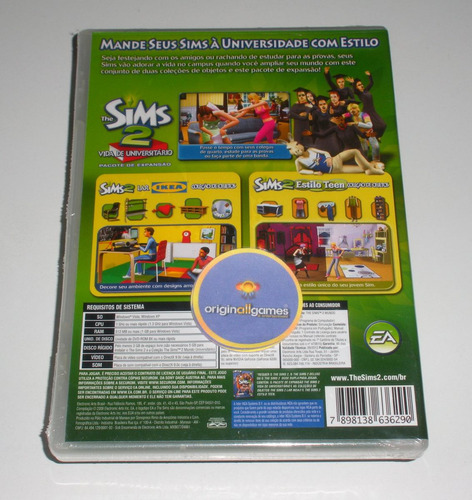 the sims jogo