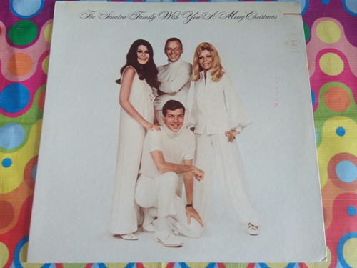 the sinatra family wish yoy a merry christmas lp