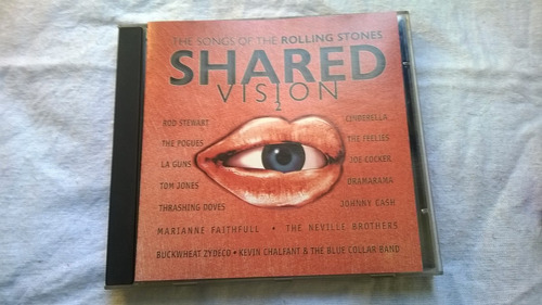 the songs of the rolling stones - shared vision 2