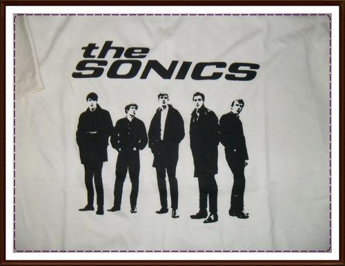 the sonics remera