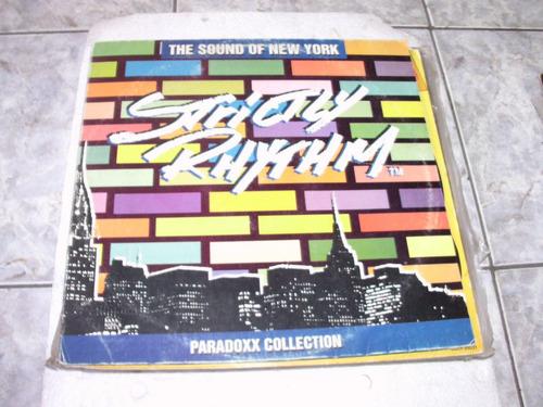 the sound of new york paradoxx-stricty rhythm